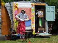 The On-Time Circus Trailer